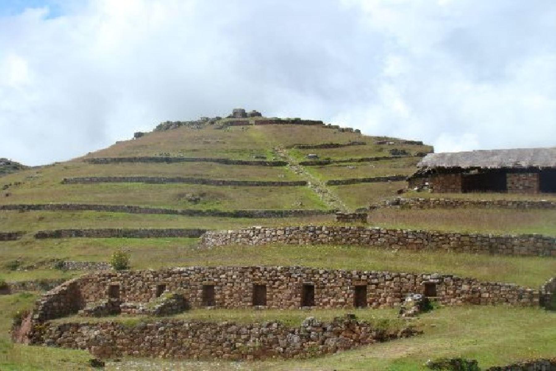 Gobierno regional pondrá en valor la laguna de Pacucha y el sitio arqueológico de Sóndor